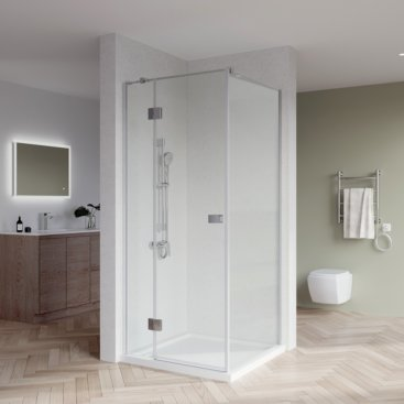SS17 Range Shower Screen