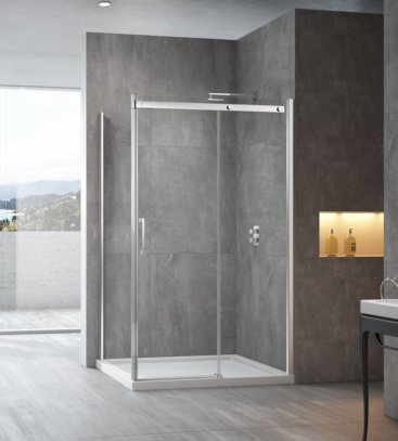 SS20 Range SHOWER SCREEN