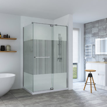 SS26 PREMIUM RANGE SHOWER SCREEN
