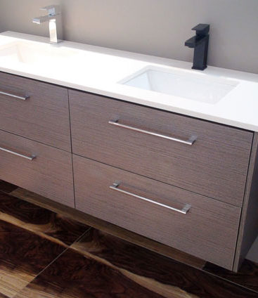 Timber Vanity - Cabinets and Vanity Units - MELBOURNE BATHROOM SHOP