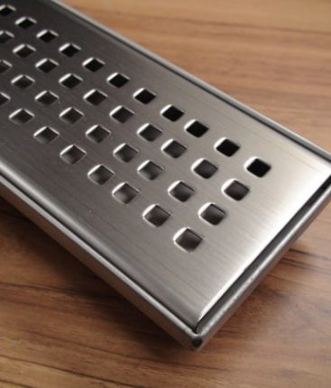 CFG SQ FLOOR GRATE