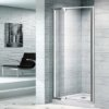 MELBOURNE BATHROOM SHOWER SCREEN SS02