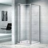 Melbourne Bathroom Adjustable Full Frame Shower Screen
