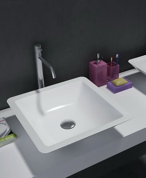 melbourne bathroom PB2058 BASIN