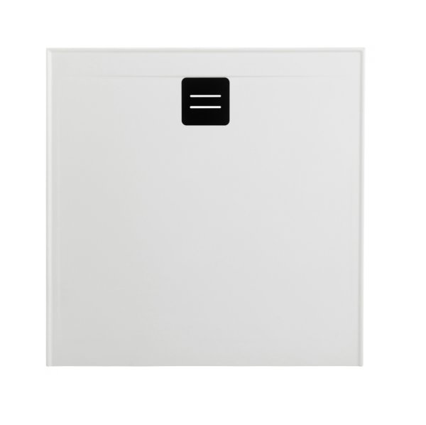NEW-FLINDERS-SHOWER-BASE-WITH-MATTE-BLACK-METALLIC-WASTE-COVER-scaled