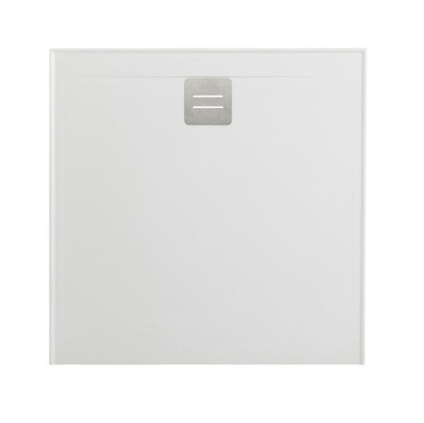 NEW-FLINDERS-SHOWER-BASE-WITH-STAINLESS-STEEL-METALLIC-WASTE-COVER-scaled